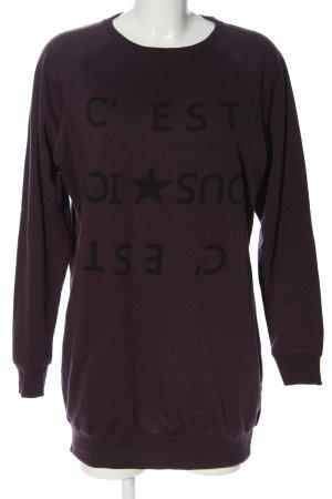 Vila Clothes Sweatshirt