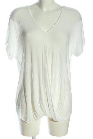 Vila Clothes T-Shirt weiß Casual-Look