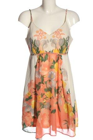 Vila Clothes Trägerkleid Blumenmuster Casual-Look