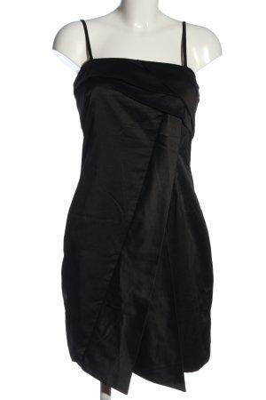 Vila Clothes Trägerkleid schwarz Elegant