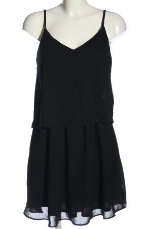 Vila Clothes Trägerkleid schwarz Casual-Look