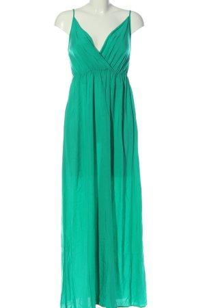 Vila Clothes Trägerkleid grün Casual-Look