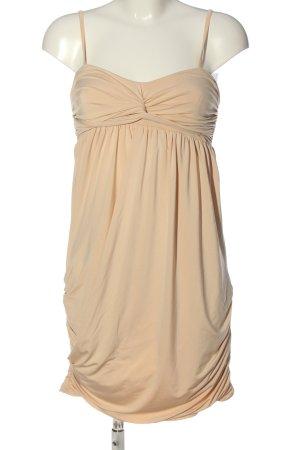 Vila Clothes Trägerkleid nude Casual-Look