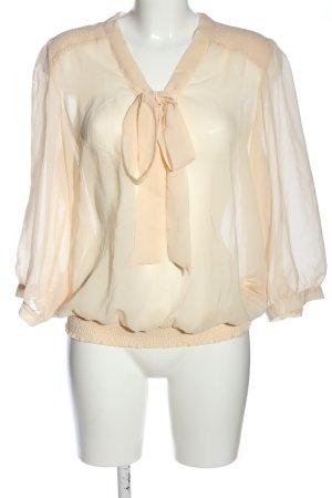 Vila Clothes Transparenz-Bluse