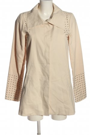 Vila Clothes Übergangsmantel creme Casual-Look