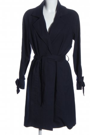 Vila Clothes Übergangsmantel blau Casual-Look