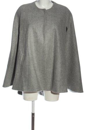 Vila Clothes Cape light grey flecked casual look