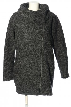 Vila Clothes Winterjacke hellgrau Casual-Look