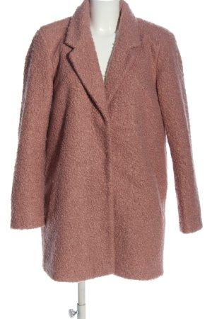 Vila Clothes Winterjas bruin casual uitstraling
