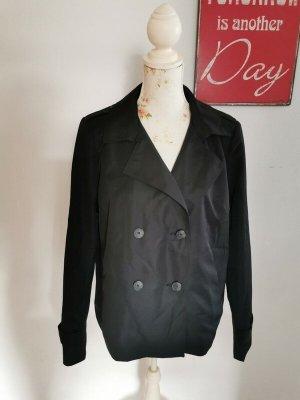 Vila Clothing Shinu Pleat Jacket Businessjacke schwarz Größe XL