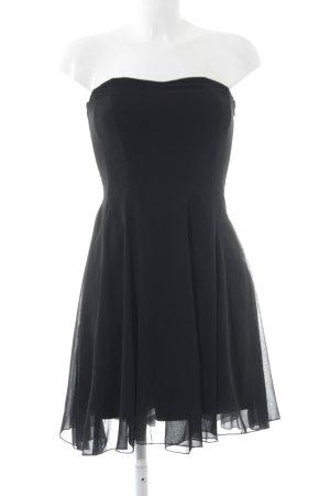 Vila Cocktailkleid schwarz Elegant
