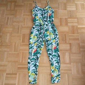Vila Jumpsuit multicolored polyester