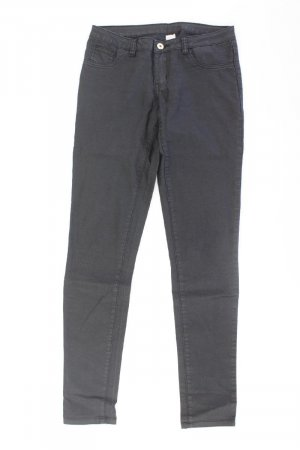 Vila Five-Pocket Trousers black cotton