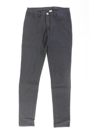 Vila Five-Pocket-Hose Größe S schwarz aus Baumwolle