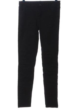 Vila High Waist Jeans schwarz Casual-Look