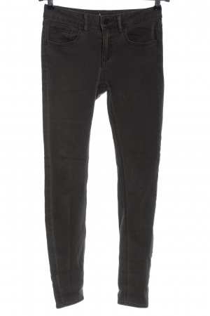 Vila Low-Rise Trousers black casual look