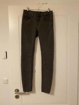 Vila Jeans in grau