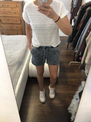 VILA Jeans Shorts Jeansshorts acid wash Gr. XS 34