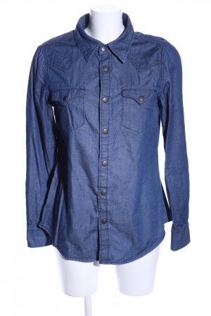 Vila Denim Shirt blue casual look