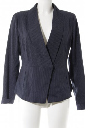 Vila Jerseyblazer weiß-dunkelblau Elegant