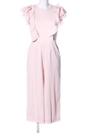 Vila Jumpsuit pink Casual-Look