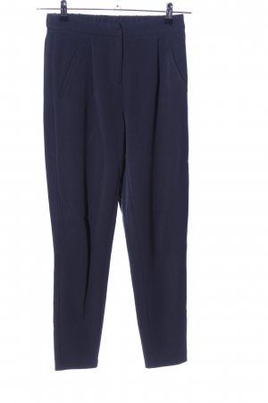Vila Pantalone peg-top blu stile professionale