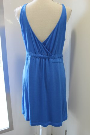 Vila Summer Dress neon blue