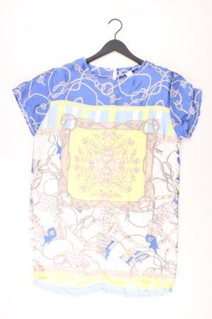 Vila Kleid blau Größe M