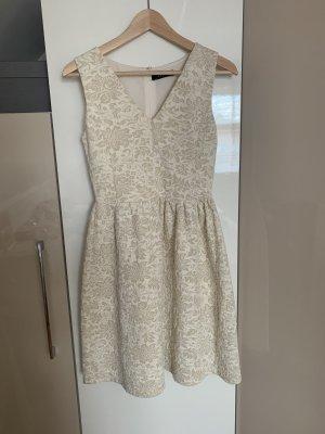 Vila Kleid Gr. 38 weiß