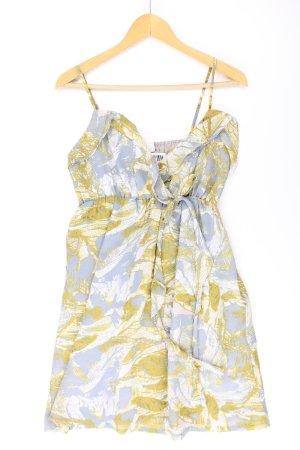 Vila Kleid Größe M neuwertig grau aus Polyester