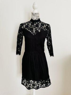 Vila Koronkowa sukienka czarny