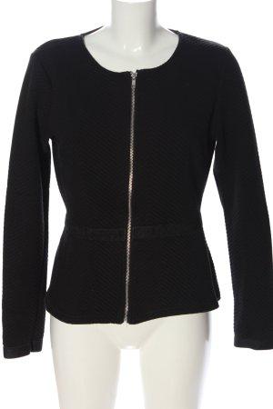 Vila Korte blazer zwart zakelijke stijl