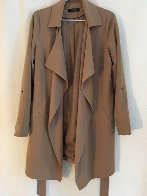 Vila Short Coat camel