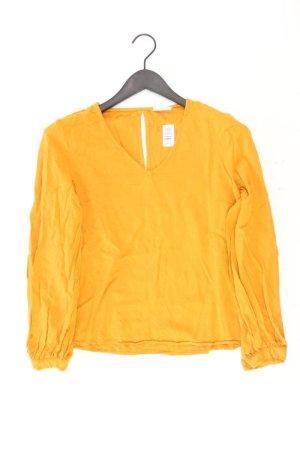Vila Long Sleeve Blouse yellow-neon yellow-lime yellow-dark yellow