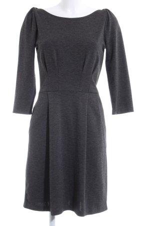 Vila Longsleeve Dress black flecked casual look