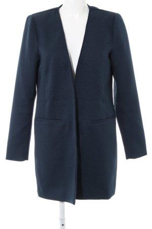 Vila Long-Blazer blau Business-Look