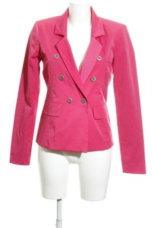 Vila Long-Blazer pink Elegant