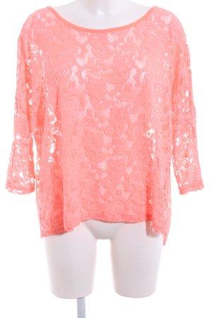 Vila Longsleeve pink Elegant