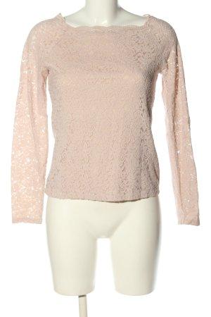 Vila Longsleeve pink Casual-Look