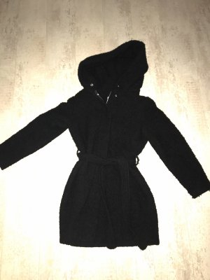 Vila Manteau à capuche noir