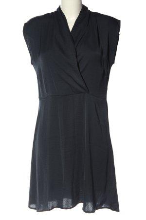 Vila Minikleid schwarz-blau Casual-Look