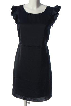 Vila Sukienka mini czarny W stylu casual