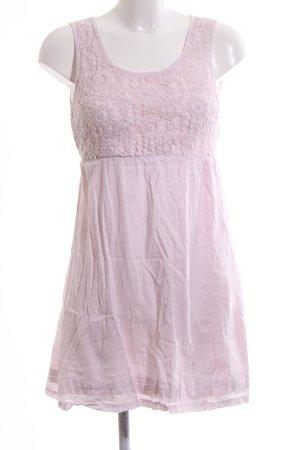 Vila Minikleid pink Casual-Look