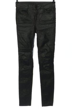 Vila Drainpipe Trousers black casual look