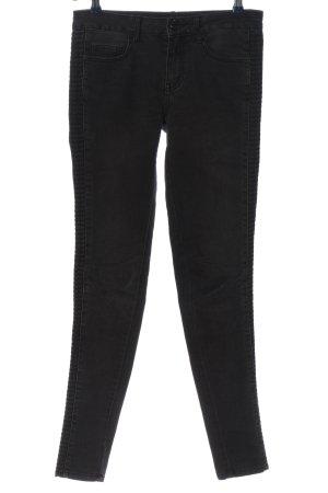 Vila Jeans a sigaretta nero stile casual
