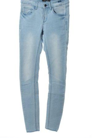 Vila Tube jeans blauw casual uitstraling