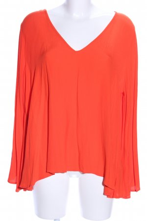 Vila Slip-over Blouse red casual look