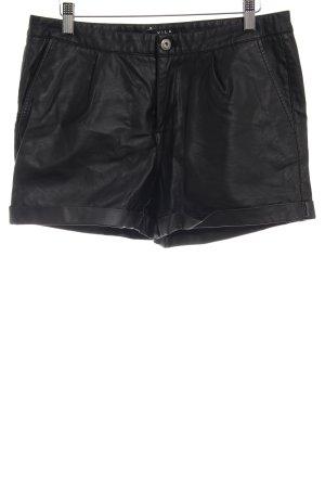 """Vila Shorts """"Noise Chino Shorts"""" schwarz"""