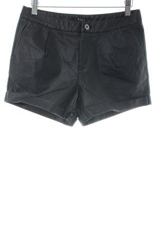 Vila Shorts schwarz Casual-Look