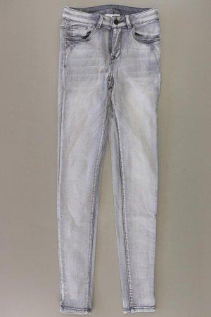 Vila Skinny Jeans Größe 34 grau
